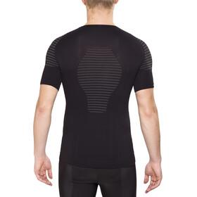 X-Bionic Invent Light UW SS Shirt Men Black/Anthracite